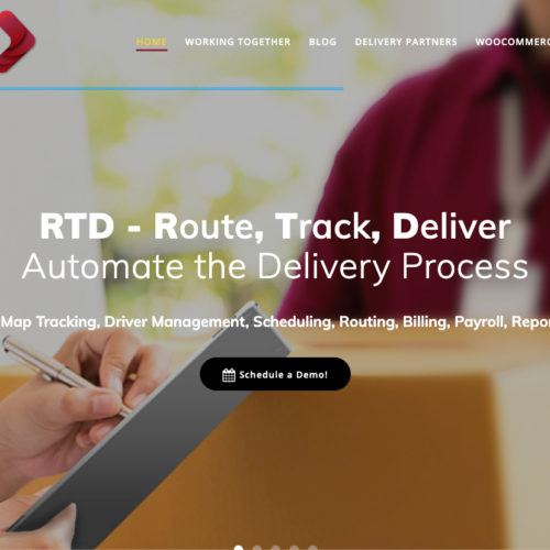 RouteTrackDeliver.com